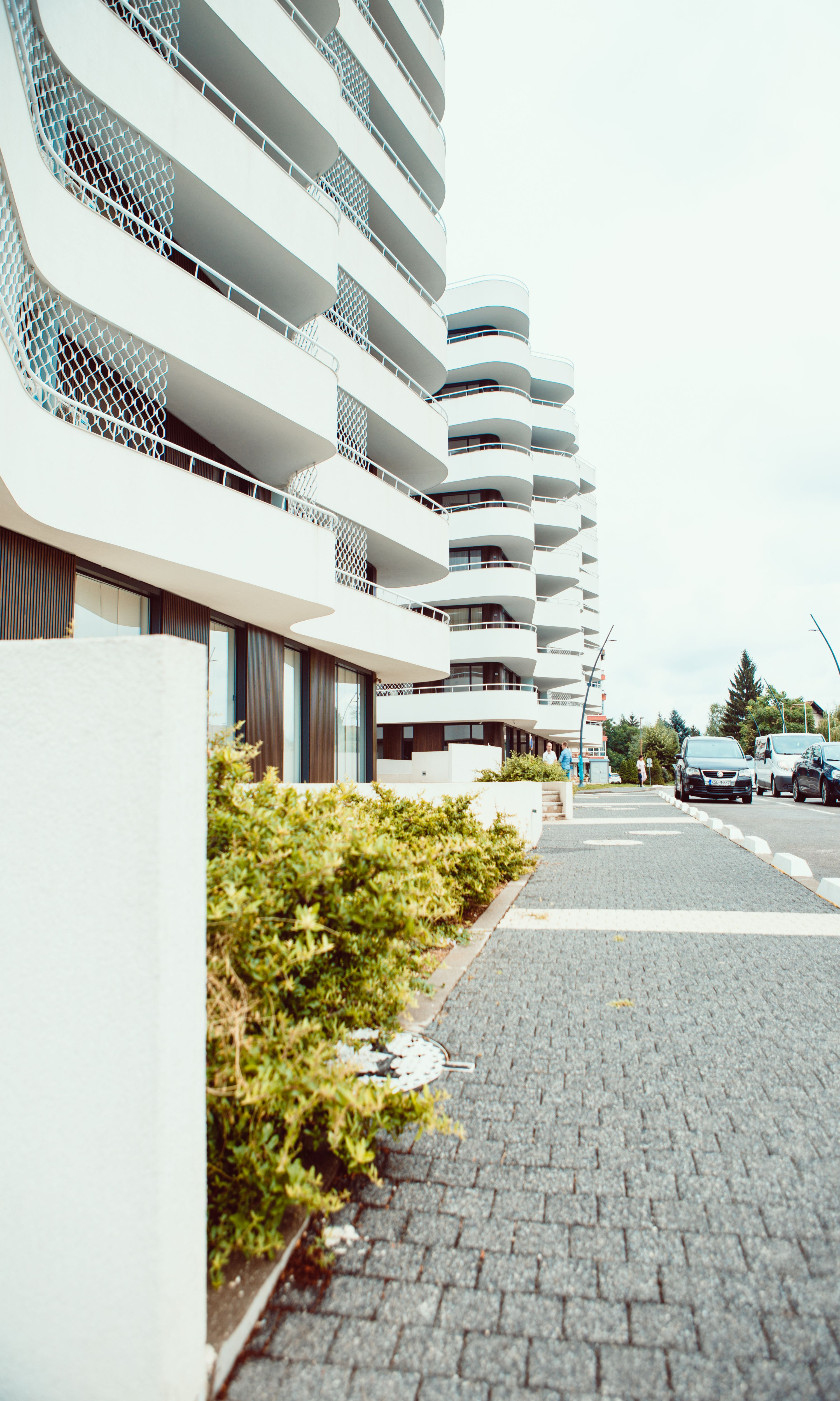 Flats for sale in luxury complex Sarajevo Waves